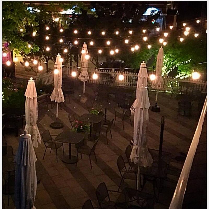 Locale Patio lantern Lights for summer night romance