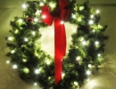 Etobicoke 36 inch decorated Christmas Wreath