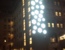 st-joes-snowflakes LED wire frames St. Joes Toronto by LawnSavers