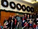 st-joes-hospital-toronto-christmas-decoration-interior-wreaths-by-lawnsavers