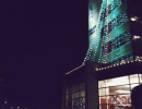 st-joes-hospital-toronto-christmas-decoration-outside-showing-widde-angle-of-lights-by-lawnsavers