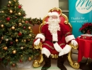 st-joes-hospital-toronto-christmas-decoration-set-up-inside-santa-chair-and-tree-by-lawnsavers