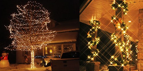 lawnsavers christmas lights - Christmas Light Decorating Service