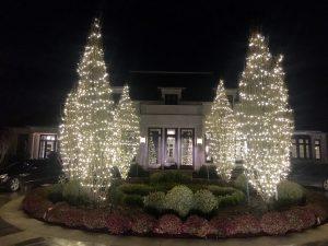 christmas lights installation oakville lawnsavers