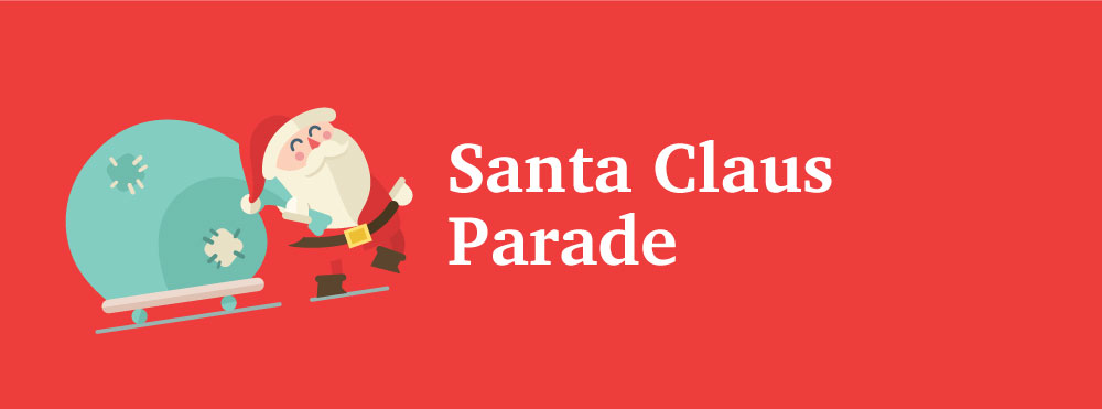 Santa Claus Parade Newmarket 2018